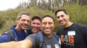 Tim Miller, Paul Huber, Robert Camacho, Alan Pellman